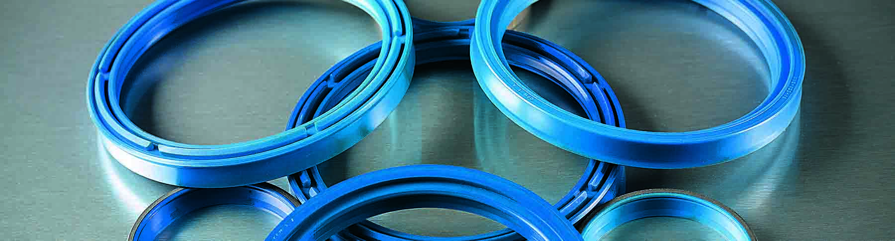 producion of hydraulic seals